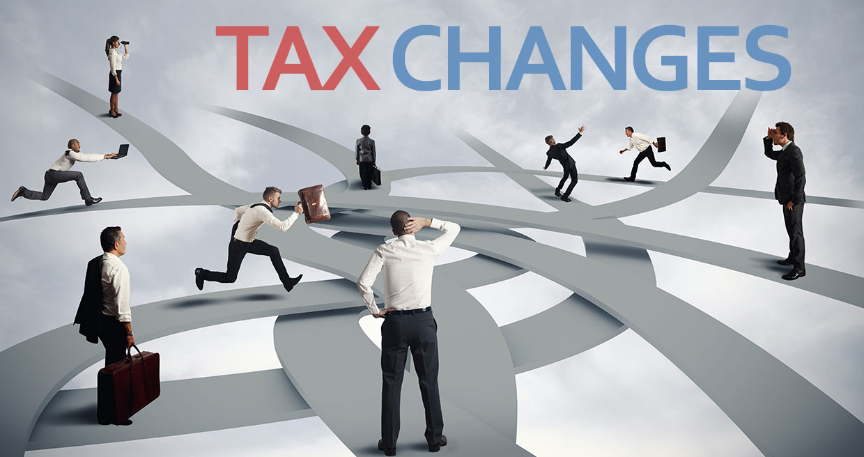 Proposed Tax Changes