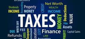 2017 Personal Tax Returns